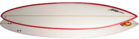 gun-surfboard